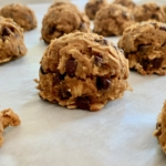 Pumpkin Chocolate Oat Cookies